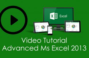 Ms Excel 2013 - RSL Tutor