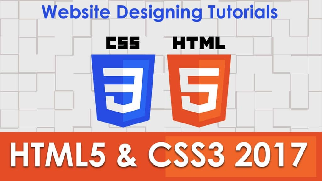 HTML5 and CSS3 Video Tutorial