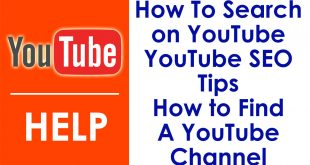 How-to-Search-on-YouTube---How-to-Search-for-Channels-on-YouTube -Youtube-SEO-Tips