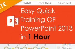Microsoft-PowerPoint-2013 training by RSL Tutor