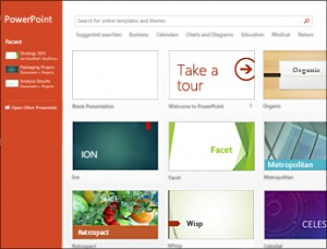 Microsoft powerpoint 2013 by RSL Tutor